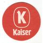 Bolacha Chopp - Cerveja Kaiser Anos 90