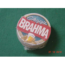 * 17 Bolachas De Chopp Da Brahma - R$ 25,00 O Pacote *