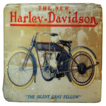 Porta Copos Em Resina Harley Davidson Oldway
