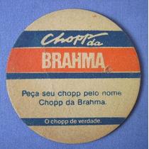 Bolacha Brahma - Chopp Cerveja