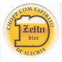 Bolacha Chopp - Cervejaria Zehn Bier