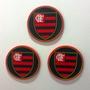 Jogo 3 Bolachas Porta Copos Flamengo Com Imã Doctor Cooler
