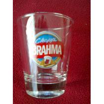 Copo De Cerveja/choop Brahma Caçulinha De 225 Ml