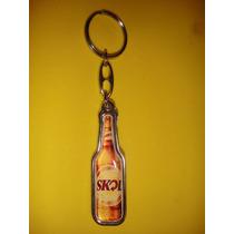 Chaveiros E Abridor Da Cerveja Skol - Lata - Copo