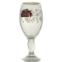 Novo Copo Vidro Cerveja Stella Artois Edicao Natal 568ml