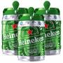 Cerveja Heineken 5 Litros Barril