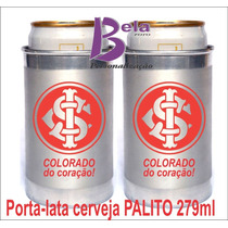 5 Porta-lata Cerveja Palito 279ml Internacional Alumínio