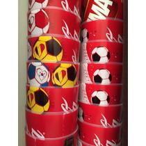 Copos Personalizados Copa Do Mundo 2014 - Brahma E Coca Cola