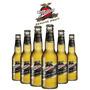 Cerveja Miller Genuine Draft 6x Long Neck 355ml Natal Feliz