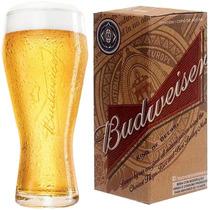 Copo Taca Cerveja Budweiser 400ml Original Copo Da Bud