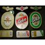 Rótulos De Cerveja Nacionais Belco E Tauber - Década 90!
