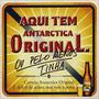 10013- Placa Decorativa Bebida Cerveja Antarctica Original