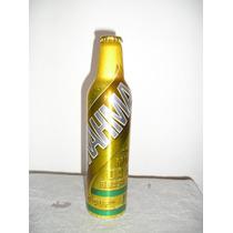 1 Garrafa Cerveja( Aluminio) Brahma 473ml Lacrada