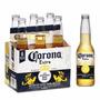Cerveja Mexicana Corona Extra - Pack C/ 6 Un. 355ml
