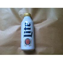 Garrafa De Alumínio Cerveja Miller Lite Wide Mount Bootle