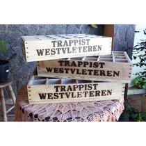 Caixa/engradado Da Cerveja Trapista Belga Westvleteren
