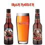 Kit Cerveja Iron Maiden Trooper Com 2 Cervejas E 1 Copo