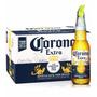 Combo Cerveja Corona Extra - Caixa 24 Unidades 355ml.