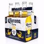 Cerveja Corona Extra - 06 Unidades 355ml.