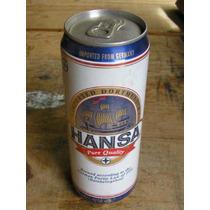 Latão Cerveja Hansa- Alemanha- Cheia -1991