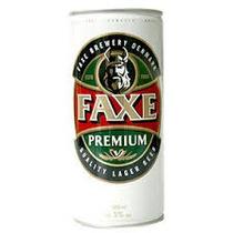 Latão Cerveja Faxe 1 Litro Dinamarca