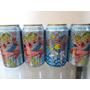 4 Latas De Cerveja Antartica - Carnaval Do Rio 2013 -ziraldo