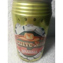 Lata Cerveja Cheia Ano 1996: Brahma Circuito De Rodeio 350ml