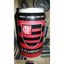 Lata Cerveja Cheia Ano 1996 Flamengo 355 Ml