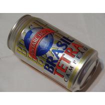 Lata De Cerveja Antarctica Do Tetra Copa Do Mundo 1994