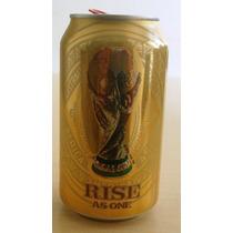 A7500 Lata De Cerveja Budweiser Copa 2014 Vazia