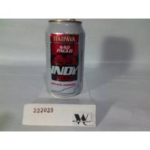 Lata Cerveja : Itaipava /sp Indy 300 - Vazia