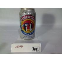 Lata Cerveja : Antarctica / Verão - Vazia