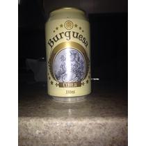Linda Lata Burguesa (lata De Cerveja Nacional) Vazia/cheia