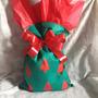 Sacos - Embalagens De Presente - Tema Natal - 27x40 - 12pc