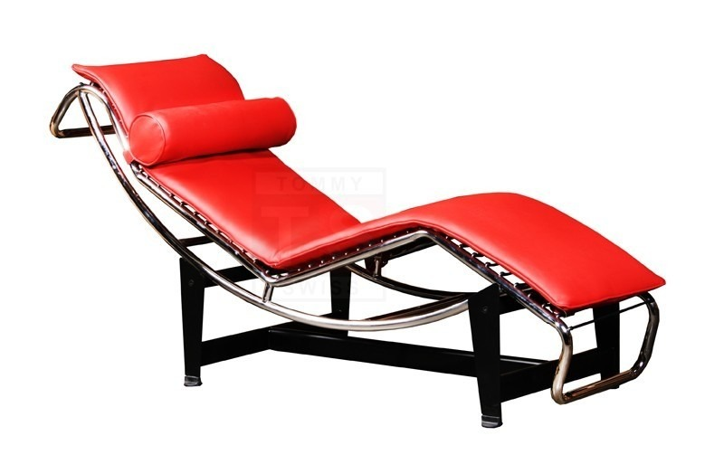chaise longue le corbusier r 980 00 no mercadolivre. Black Bedroom Furniture Sets. Home Design Ideas