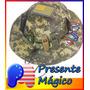 Boonie Hat Chapeu Camuflado Autentico Us Army Acu Digital