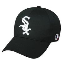 Chicago Branco Sox Mlb Réplica Bola Boné