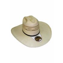 Chapéu Country Mesclado Eldorado Aba Larga
