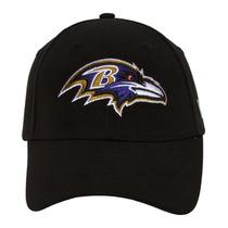 Nfl Baltimore Ravens Primeiro Para Baixo 940 Boné New Era