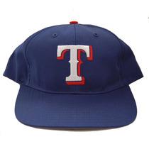 Mlb Texas Rangers Twins Empresa Snapback Chapéu Boné