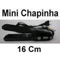 Chapinha Mini Prancha Ceramica - 110v Entrega Imediata