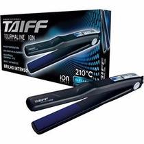 Prancha Taiff Black Ion Bi Volt.