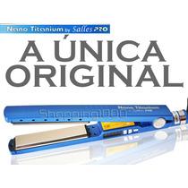 Chapinha Prancha Pro Nano Titanium ---- 100% Original ----
