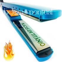Chapinha Nano Titanium Profissional Original Pro 1 1/4 220v