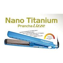 Chapinha Profissional Nano Titanium 1 1/4 450ºf Lizze