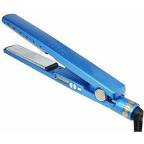 Chapinha Chapa Nano Titanium Azul 450f Prancha Alisador