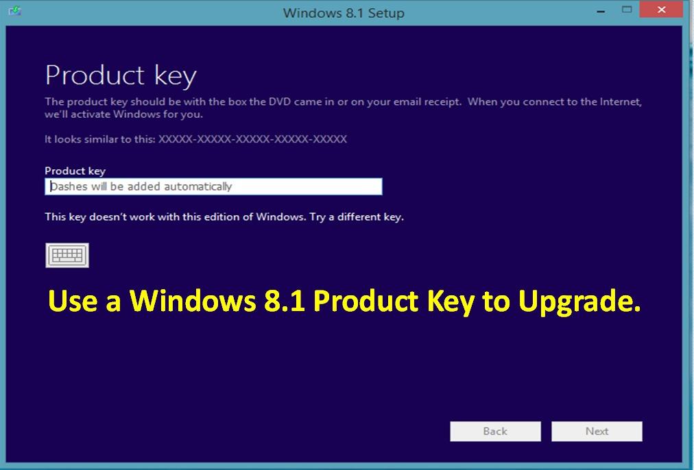 activate windows 8.1 enterprise