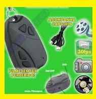 Chaveiro Espião Camera Espiã