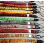 50 Unid De Cordão Multicolor 20 Cm ...para Pen Drive, Máq...