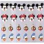 10 Lembrancinhas Turma Do Mickey Aniversário / Maternidade